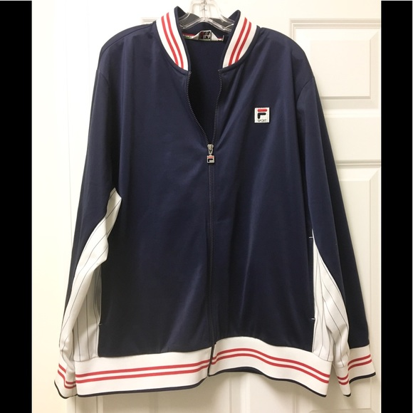 Fila Other - Awesome 😎 Fila vintage track jacket!
